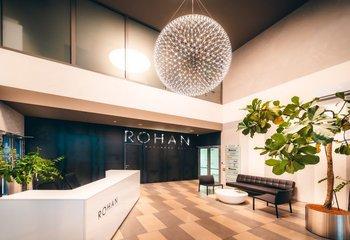 Rohan Business Center, Rohanské nábřeží, Praha 8 - Karlín