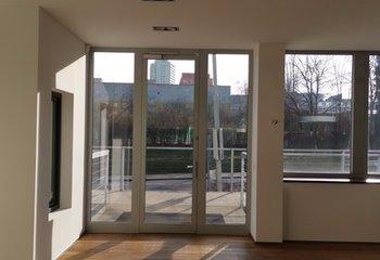 Commercial premises for rent - desired location Prague 4 - Vyskočilova street - 190 sqm