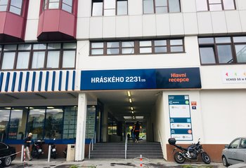 Obchodni prostory k pronájmu - výborná lokalita Praha 4 - Chodov - 95 m2