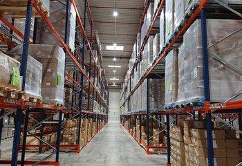 Lagerservice - bis zu 4.000 Paletten - Jažlovice