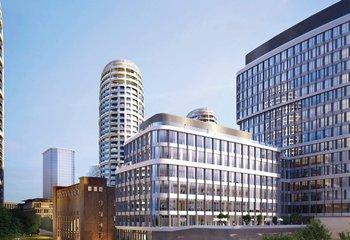 Lease, Commercial Offices, 31000m² - Bratislava-Staré Mesto