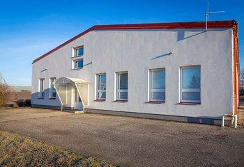 Pronájem: Výrobní a skladovací prostory Újezd pod Troskami