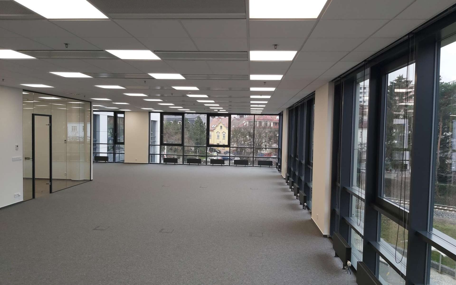 Lease, Commercial Offices, 345m² - Praha - Jinonice
