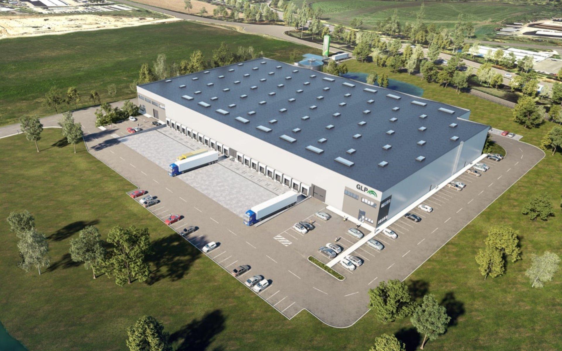 Rental of warehouse and production space - Chrášťany