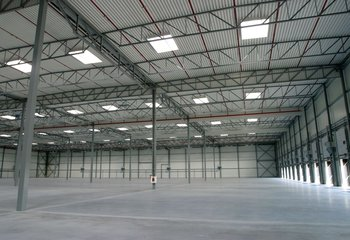 Goodman Park Prague -Rental of warehouse and production space - Chrášťany