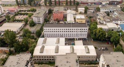 Office Park Hloubětín, Poděbradská, Praha 9 - Hloubětín