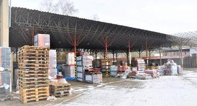 Prodej skladového/obchodního areálu - Havlíčkův Brod