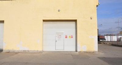 Pronájem skladových prostor 1500 m² - Lázně Toušeň