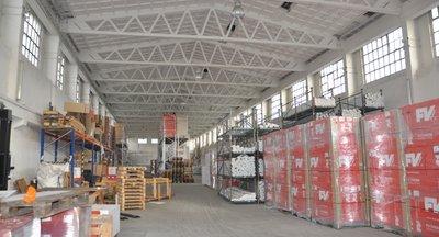 Warehouse space for rent - Lázně Toušeň, Prague East
