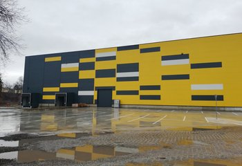 Moderný skladový / výrobný priestor v Martine / Modern warehouse or production hall in Martin