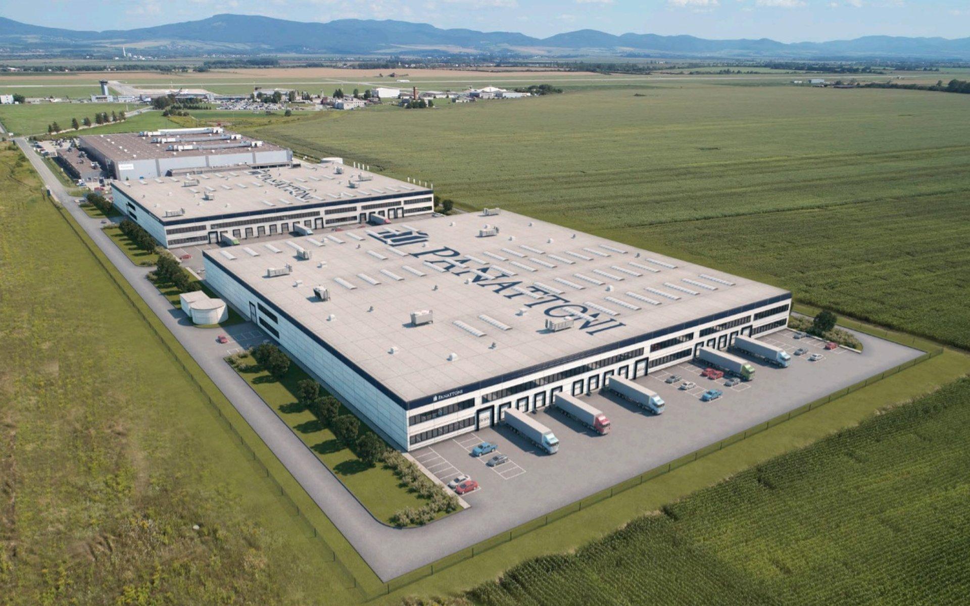 Prenájom výrobných alebo skladových priestorov- Košice / Warehouse and production halls for lease in Košice