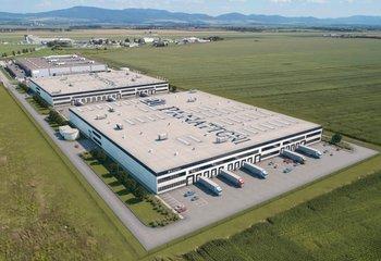 Prenájom výrobnej a skladovej haly- Košice / Warehouse and production hall for rent in Košice