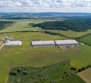 Panattoni Park Podbořany - Vermietung von Lager- und Produktionsflächen