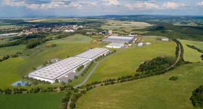 Pronájem skladových a výrobních prostor - 38 029 m² - Podbořany