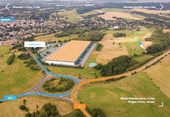 Industrial premises for rent- Rumburk