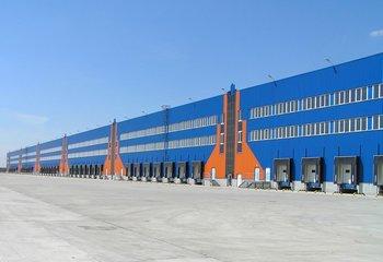 Nabídka logistických služeb v Úžicích nedaleko Mělníka - E55