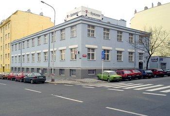 Kloboučnická,  Praha 4- Nusle