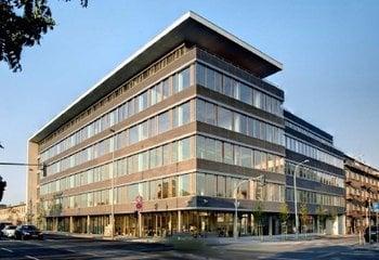 Lyra Office Building, Moulíkova,  Praha 5- Smíchov