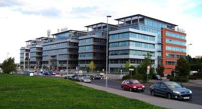 T -MOBILE HQ, Tomíčkova, Praha 4 -  Chodov