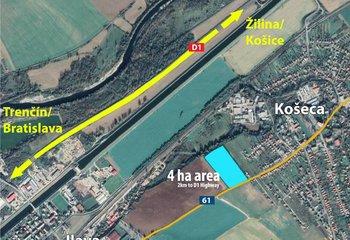 Prenájom alebo predaj výrobnej haly v Ilave/ Production hall for rent or sale in Ilava