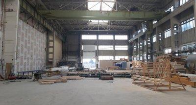 Prenájom skladu 1440m² v Bratislave-Petržalka/ Warehouse for rent 1440 sq m Bratislava- Petržalka