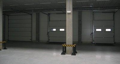Vermietung von Lager- oder Produktionsflächen - 2.750 m2 - Rudná