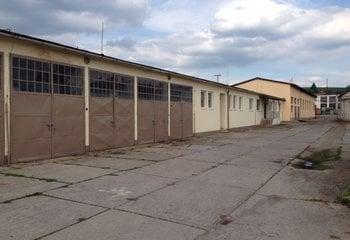 Predaj priemyselného areálu, 6400 m² - Rimavská Sobota/ Industrial premises for sale in Rimavska Sobota- 6.400 sq m