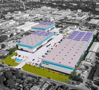 Moderné logistické priestory na prenájom- Bratislava/ Modern logistics warehouses for rent- Bratislava
