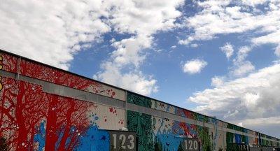 Logistické služby a skladování Knězeves - až 4 700 paletových míst