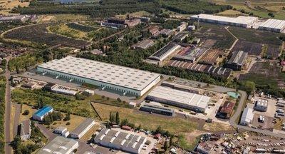 Prodej logistické haly
