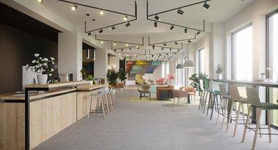Pronájem jedinečných obchodních prostor 270 m² - Nusle