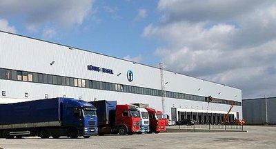 Profesionální logistická společnost nabízí své služby v Hostivici u Prahy - dálnice D6.