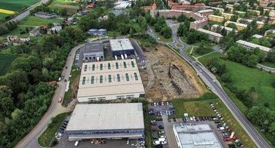 Prodej výrobně-skladové jednotky 5 234 m2