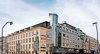 Millenium Plaza, V Celnici, Praha 1 - Nové Město