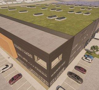 Moderné logistické priestory na prenájom- Banská Bystrica / Modern logistics warehouses for lease- Banská Bystrica