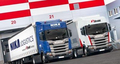 Profesionální logistická společnost nabízí své služby na E442 - Vysoké Mýto.