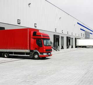 Modern warehouse / production space for rent 6,000 m2 - Dobrovíz