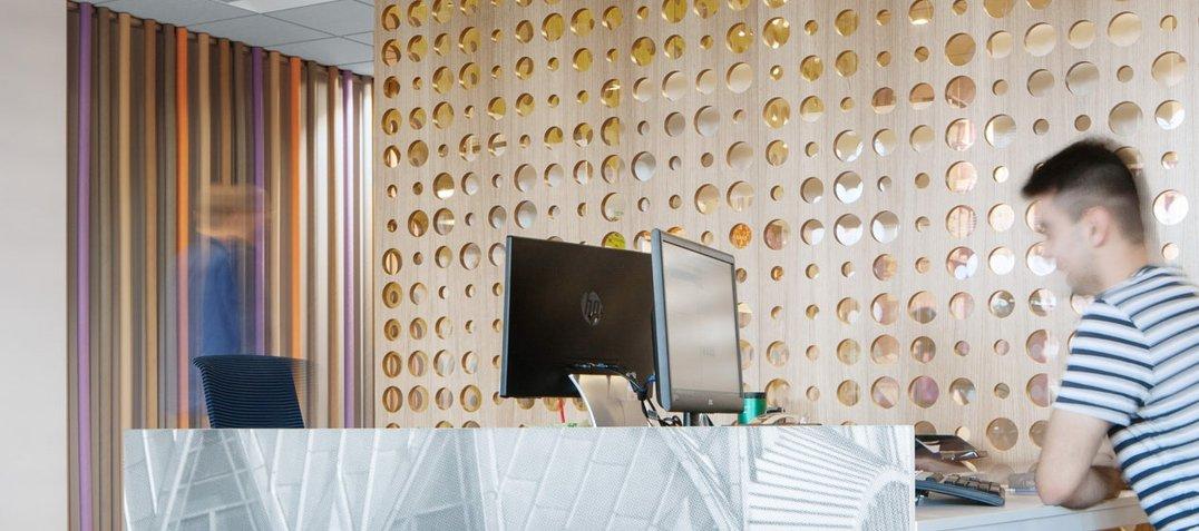 Kancelář jako DNA firmy 9