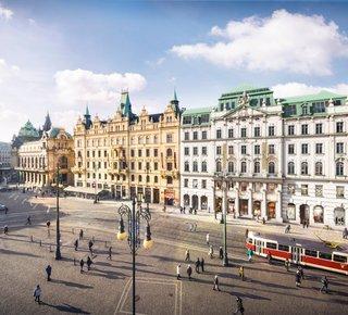 NR7, Náměstí Republiky, Prague 1 - Old Town