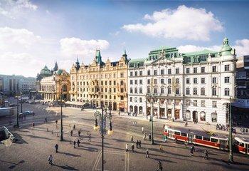 NR7, Náměstí Republiky,  Praha 1 - Staré Město
