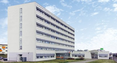 Komerční areál Nový Zličín, Praha 17 - Třebonice