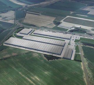 Anmietung moderner Produktions- und Lagerflächen - 80.000 m2 - Mošnov