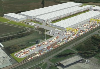 Lease of modern production and storage space - 80,000 m2 - Mošnov
