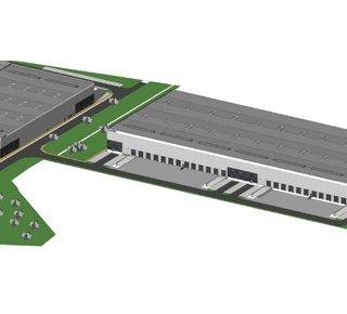 Výrobná alebo skladová hala na mieru -Piešťany/Production or warehouse halls built to suit-Piešťany