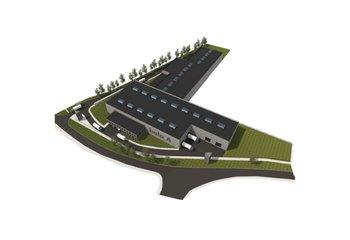 Skladové alebo výrobné haly na prenájom v Nitre / Warehouse or production halls for lease in Nitra