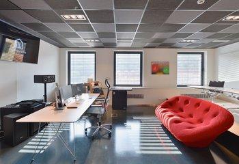 Vybavené kanceláře Thámova 16 - Karlín