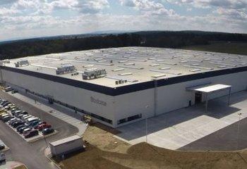 Moderní skladovací a výrobní prostory - 64 762 m² - Kojetín