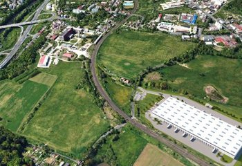 Panattoni Park Karlovy Vary, pronájem skladových / výrobních prostor