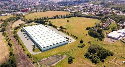 Moderní skladové nebo výrobní prostory - 23.500m² - Karlovy Vary