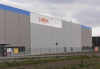 Profesionální logistická firma Lorenc Logistic nabízí své služby - Plzeň Vejprnice blízko D5.